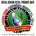 Real Know Real Promo Mix 2014