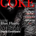 Blue Flame Mega (MY LIFE)Death Certificate
