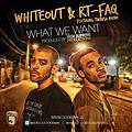What We Want ft Theresa Payne (DIRTY)