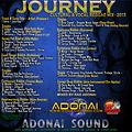 ADONAI SOUND - JOURNEY CULTURAL & VOCAL REGGAE MIX APRIL 2K13