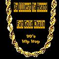 Fat Gold Chain 90's Hip Hop