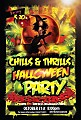 Chills and Thrills Halloween Party Promo Mix