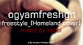 Ogyamfresh GH – Freestyle_[Homeland cover]_Mixed by Rebel __(TapeMasters)