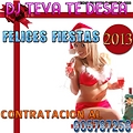 DJ TEVA in session megamixes vs mashups navidades 2013