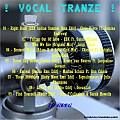 VOCAL TRANZE - DJ GREG