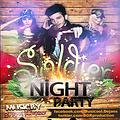 Soldier Night Party - BGR Production 07.08.2014