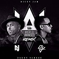 Nicky Jam Ft. Daddy Yankee - Hasta El Amanecer (Official Remix)