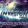 INVASION RIDDIM zip 2013