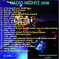 RADIO NIGHTZ 2018 - DJ GREG