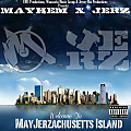 Mayhem & Jerz - City High Rises feat. M-Dot, Chaundon & B.A.M. prod. by Jerz (Cuts by DJ LP2)