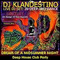 DREAM NIGHT 2/2 (House Club Party) (mixed by © Dj Klandestino)