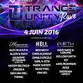 Trance Unity Rave (June 4th 2016) - Best of