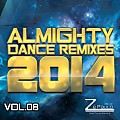 Set - Almighty Dance Remixes 2014 Vol.08 - DJ Zé Paulo