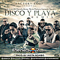 Disco y Playa Remix - plena507
