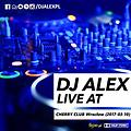 DJ ALEX feat. MC JACOB A live at CHERRY CLUB Wroclaw (2017-03-10) - seciki.pl