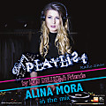 #26 Podcast DEEJAY PLAYLIST Radio Show - Mixes by ALINA MORA (Deep & Afro House Music Mix)
