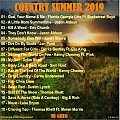 COUNTRY SUMMER 2019 - DJ GREG