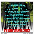FRESH DANZE 20!2 - DJ GREG