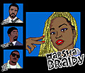 Marsha Braidy ft. Fonzworth Bentley & Chip Tha Ripper (prod by Chris Cutta)