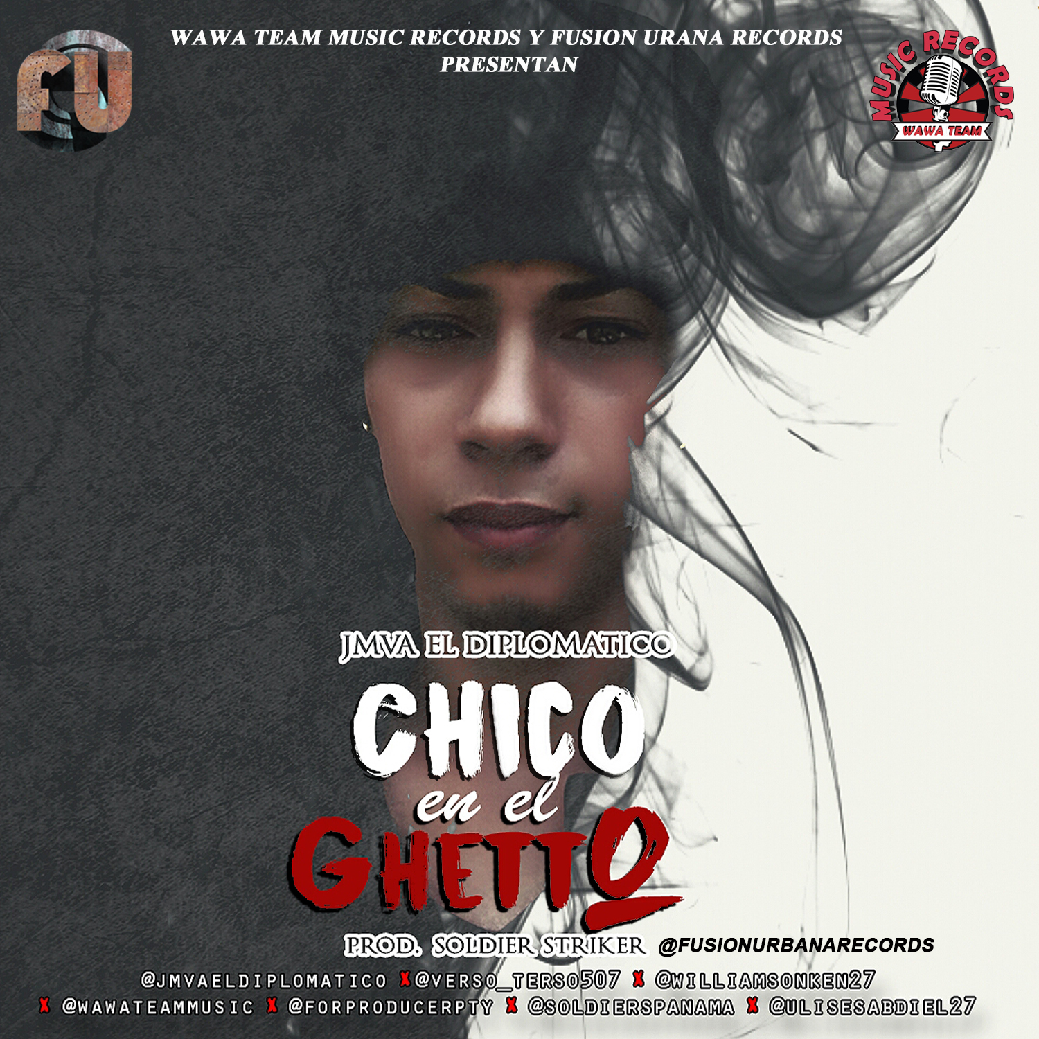 Diplomatico - Chico en el Ghetto