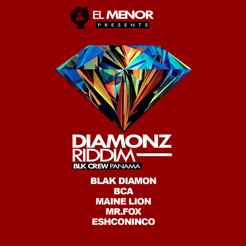 Mr Fox - Yo Soy El Man - Diamonz Riddim
