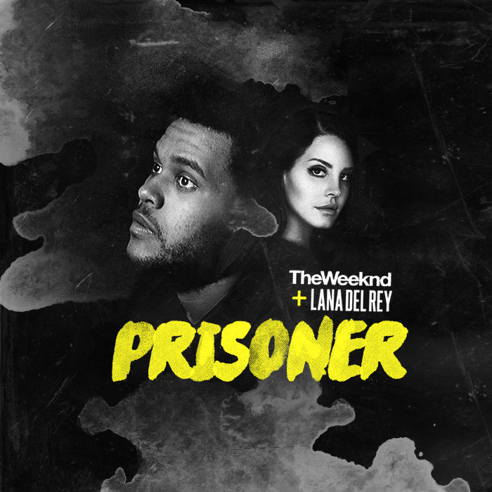 The Weeknd featuring Lana Del Rey — Prisoner (studio acapella)