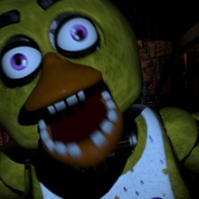[MMD] five nights at freddys 3 song by Lenny-Kei ...